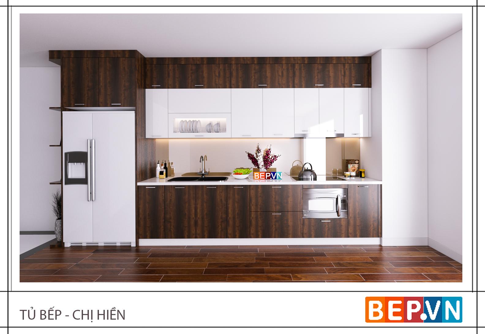 6 Lưu ý để có một tủ bếp hoàn hảo