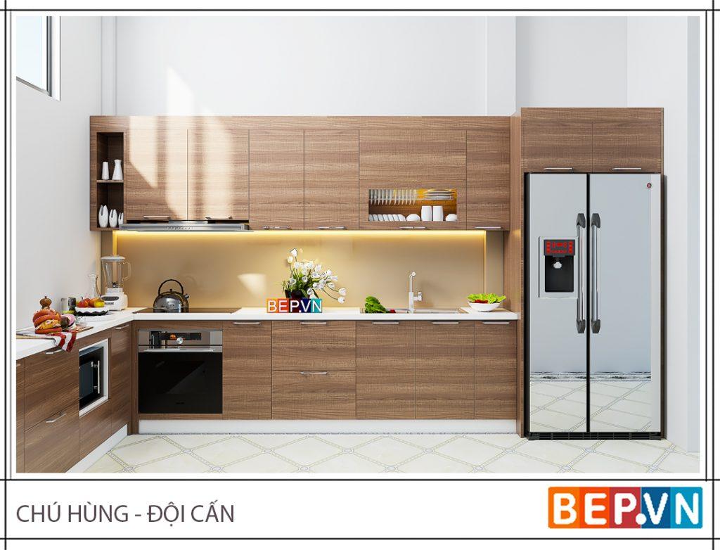 Làm mới không gian bếp nhỏ nhà bạn ngay lập tức