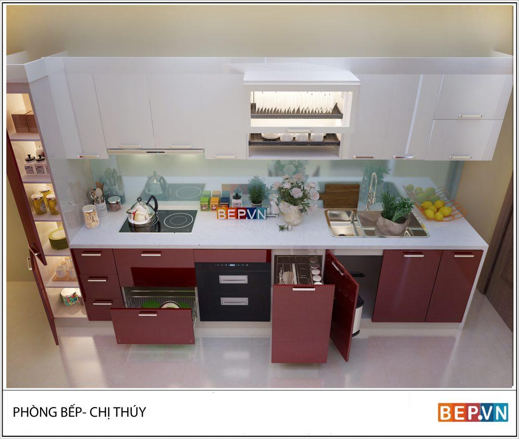 Tủ kho đựng đồ kho có 2 bộ khay giúp dễ dàng lưu trữ cũng như dễ dàng sử dụng.