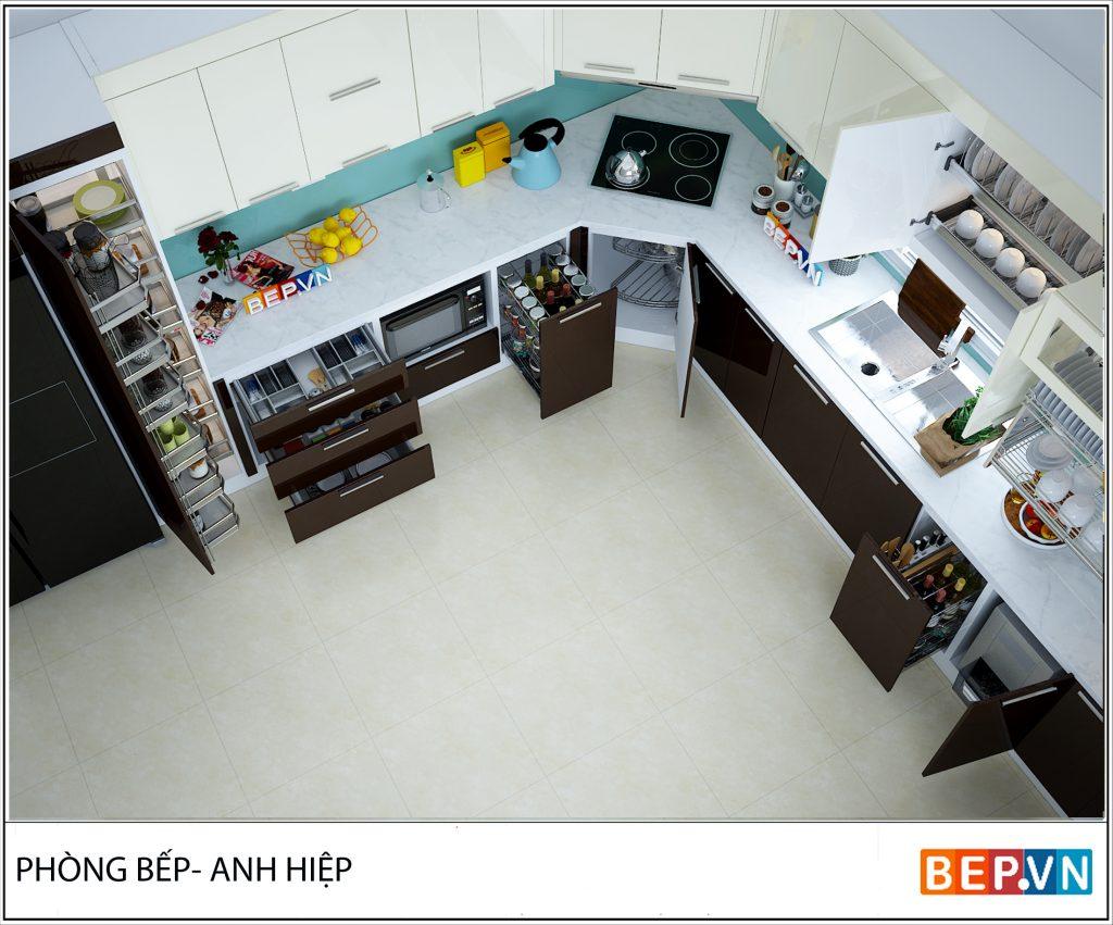 Tủ kho hay còn gọi là tủ đồ khô được ví như chiếc tủ lạnh thứ 2 trong căn bếp