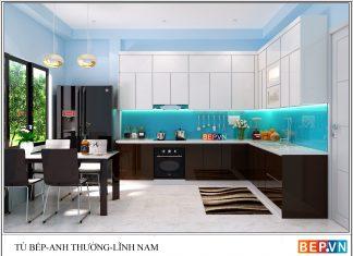 Bếp đẹp là đẹp cả căn nhà