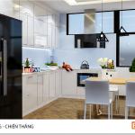 Lựa chọn 6 màu sắc nhà bếp hợp phong thủy