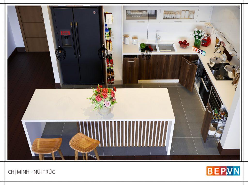 Có nên thiết kế đảo bếp cho nhà bếp hay không?