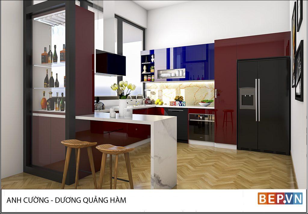 Những điều bạn cần lưu ý trong thiết kế nội thất nhà bếp