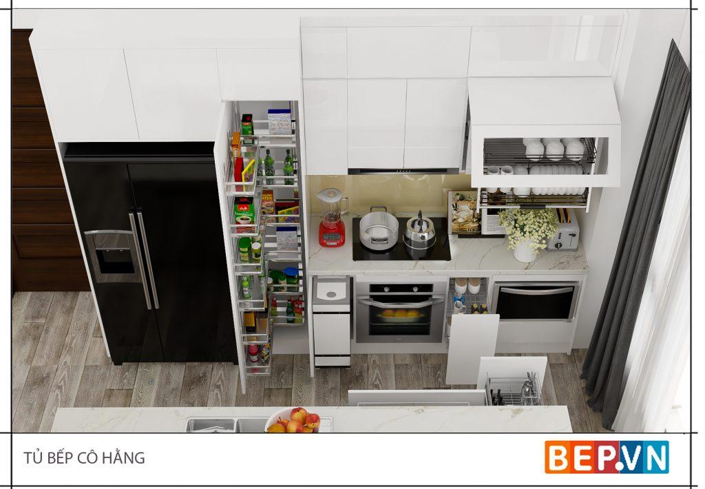 Muốn đóng tủ bếp đẹp cần lưu ý những gì?