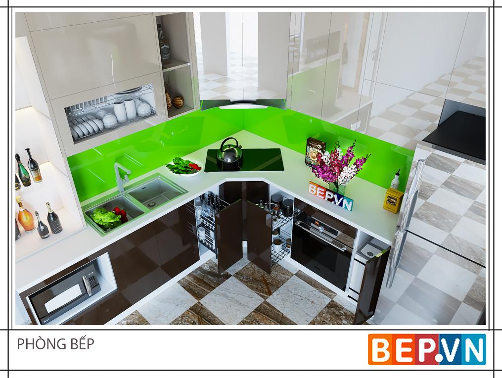 Những phụ kiện tủ bếp không thể thiếu trong gia đình