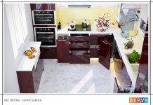 Phong thủy nhà bếp 5 TỐI KỴ bạn cần biết