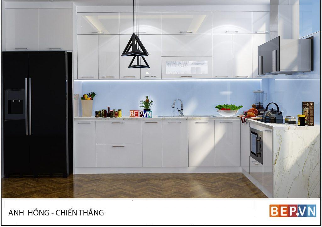 Tư vấn cách bày trí cho nhà bếp đẹp