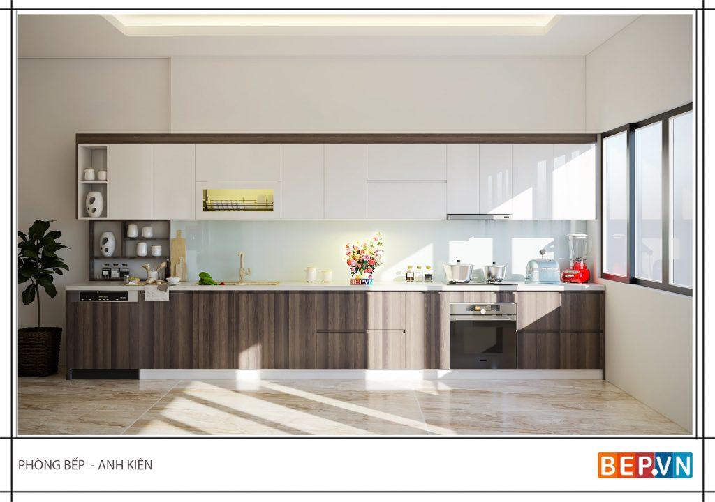 10+ mẫu tủ bếp đẹp đầy cảm hứng khiến bạn thích thú