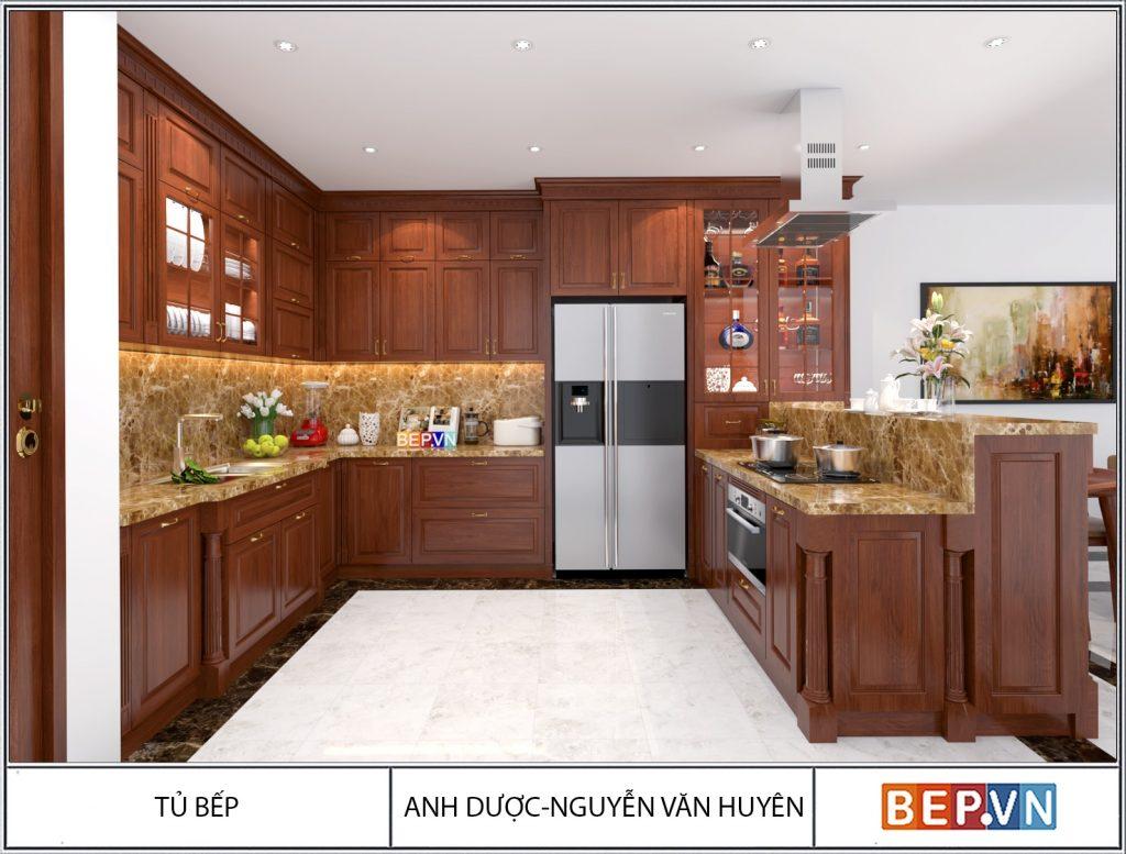 Gợi ý cách chọn tủ bếp đẹp cho chị em nội trợ