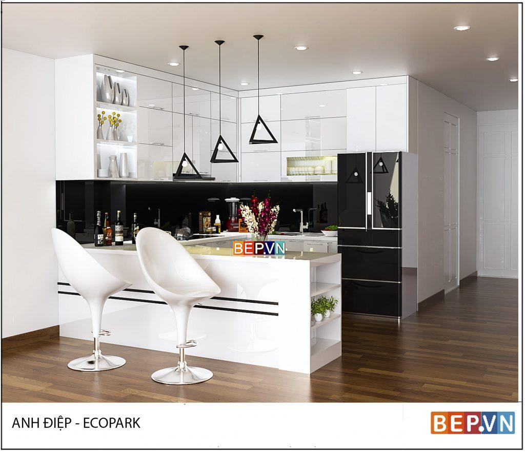 Thế nào là một mẫu tủ bếp đẹp hoàn hảo
