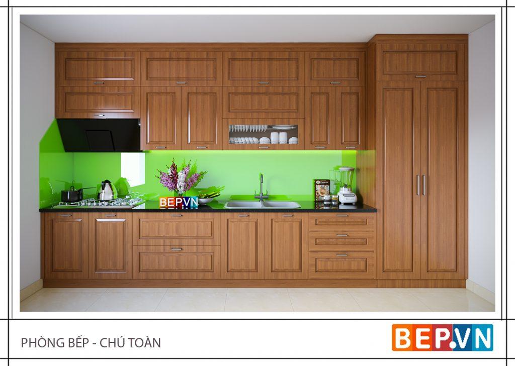 Sử dụng gỗ tự nhiên làm chất liệu thiết kế chủ đạo