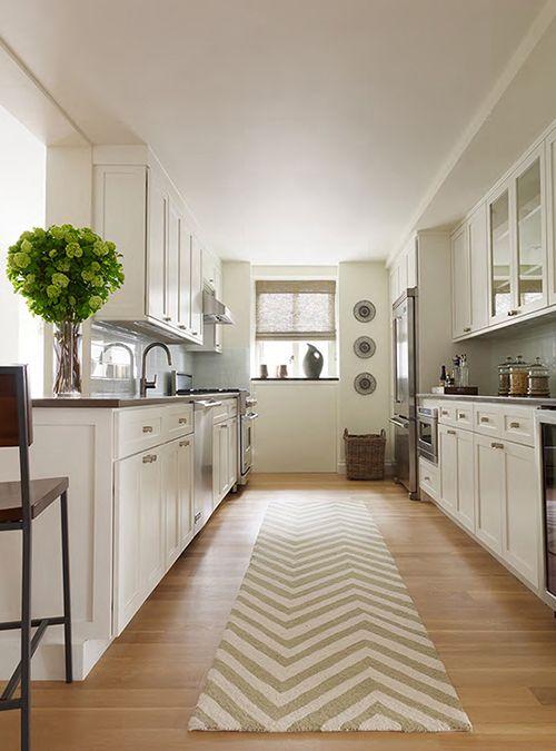 Không gian bếp đẹp và đơn giản