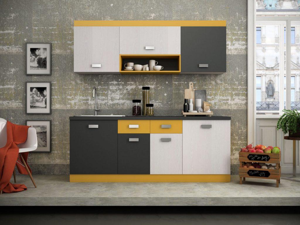 Không gian nhà bếp đẹp hiện đại nhỏ