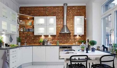 Mẫu gạch lát cho nhà bếp đẹp mang phong cách hiện đại