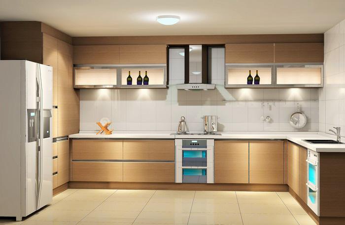 Nhà bếp đẹp với Thiết kế độc đáo