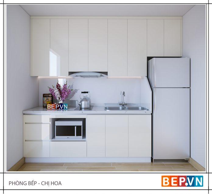 Thiết bị bếp đê phòng bếp đẹp đơn giản và tiện nghi