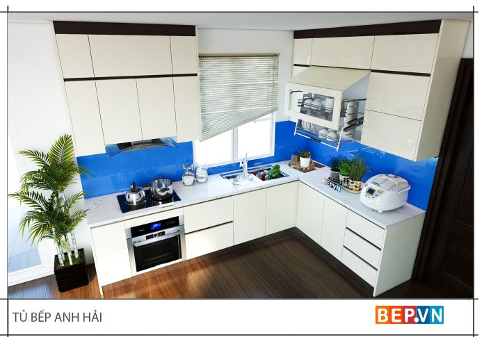 Lựa chọn màu sắc tốt nhất cho phòng bếp
