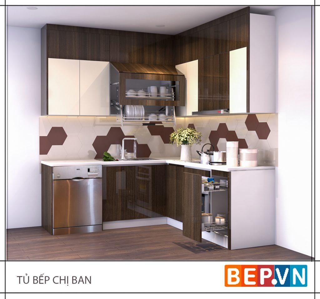 Ý tưởng thiết kế phòng bếp đẹp với phong cách Ấn Độ