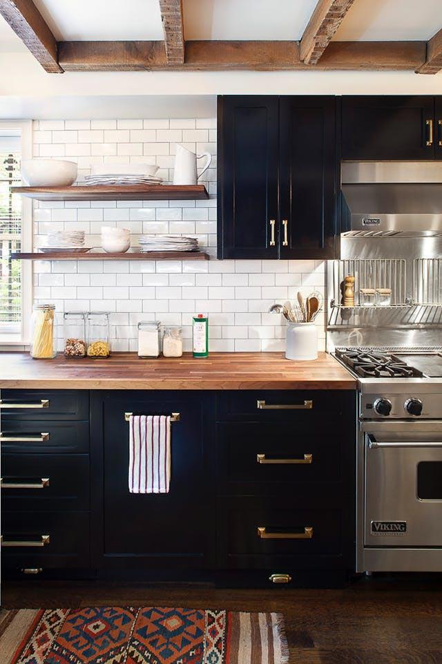 Hình ảnh nhà bếp đẹp mang phong cách hiện đại