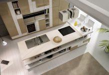 thiết kế tủ bếp đẹp hoàn hảo