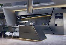 thiết kế tủ bếp ấn tượng năm 2019