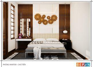 Thiết kế nội thất anh Tiến - Nam Định