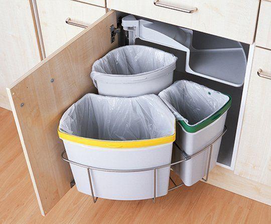 Thùng rác thông minh giúp phân loại rác hiệu quả.