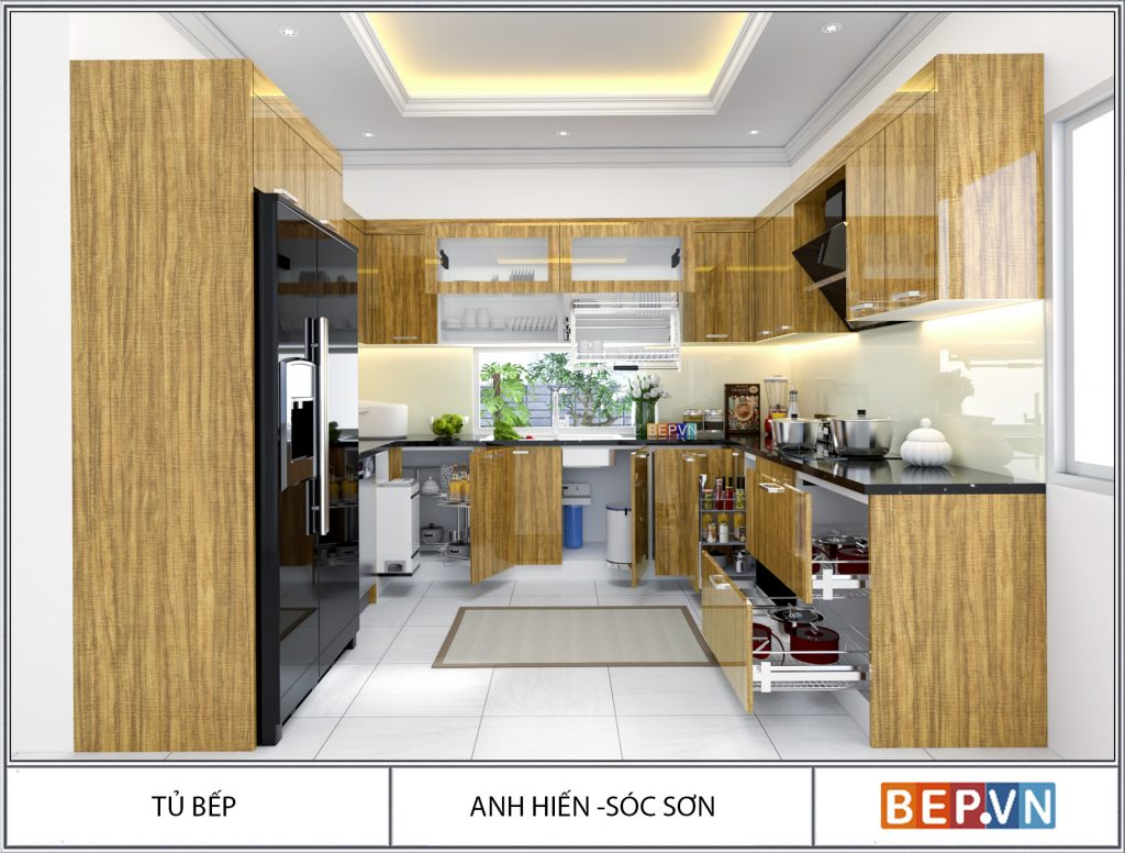 Đơn vị cung cấp ngăn kéo tủ bếp chất lượng cao, gía rẻ tại Hà nội.