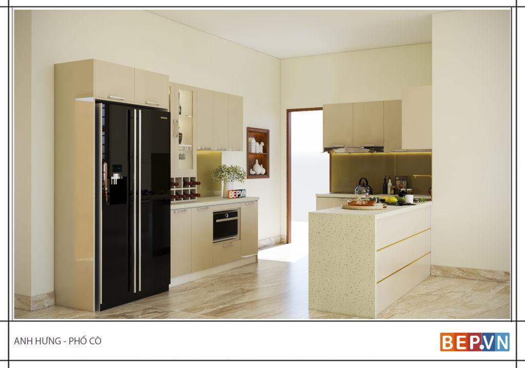 ý tưởng sáng tạo cho không gian nhà bếp hạn chế