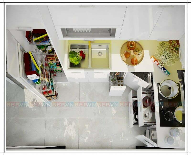 Phụ kiện và thiết bị nhà bếp hiện đại là chìa khóa cho căn bếp hơp xu hướng