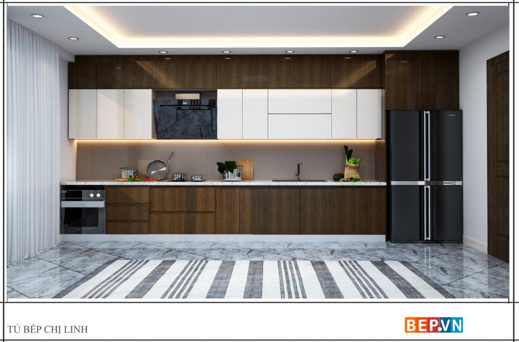 Cung cấp nguồn sáng chủ yếu cho căn bếp cũng như toàn bộ căn nhà.