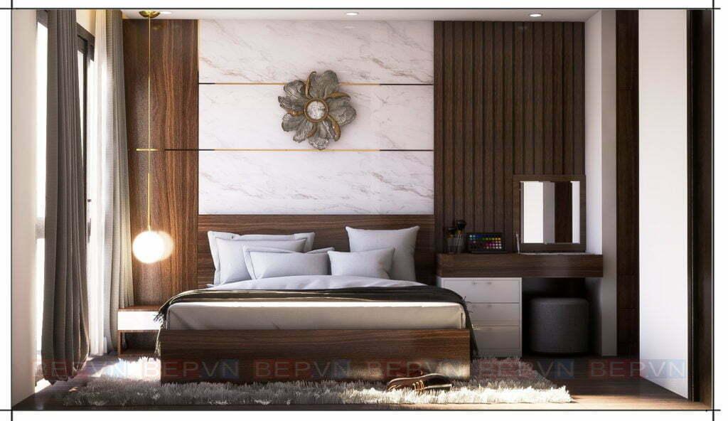 lưu ý khi thiết kế phòng ngủ chung cư bạn nên biết