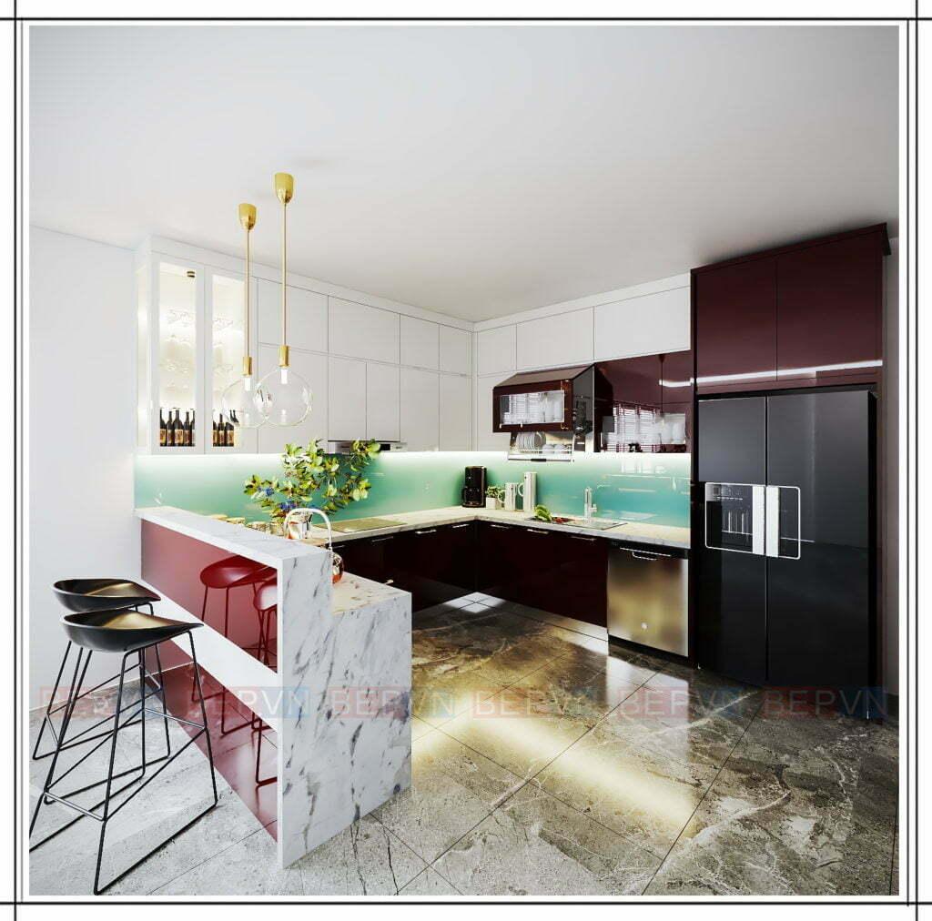 thiết kế tủ bếp, nội thất hiện đại, tiện nghi và phong cách với những ưu đãi hấp dẫn