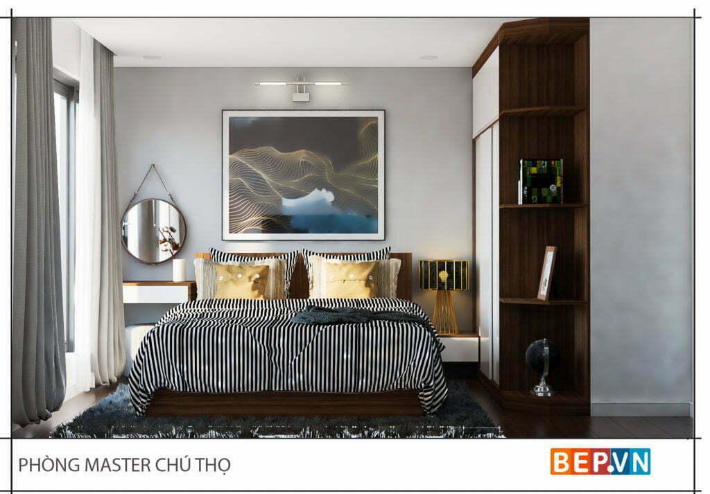 Lựa chọn chất liệu gỗ công nghiệp cao cấp khi thiết kế nội thất chung cư