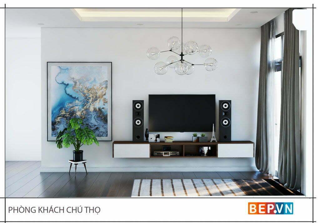 tư vấn thiết kế phong thủy và những lưu ý khi thiết kế nội thất chung cư 90m2