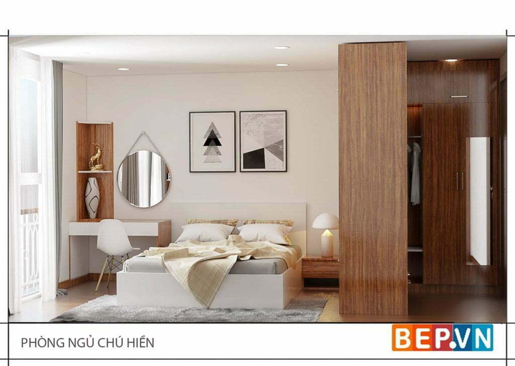 Lưu ý khi thiết kế phòng ngủ