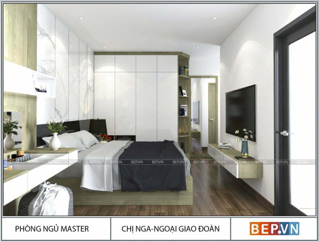 Lựa chọn phong cách thiết kế phòng ngủ đẹp