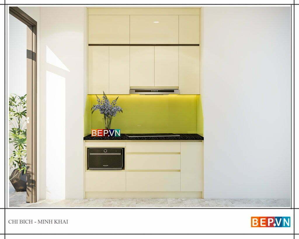 Nên chọn phụ kiện tủ bếp hiện đại, thông minh